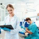 How Your Dentist Keeps Their  Office Clean During COVID-19